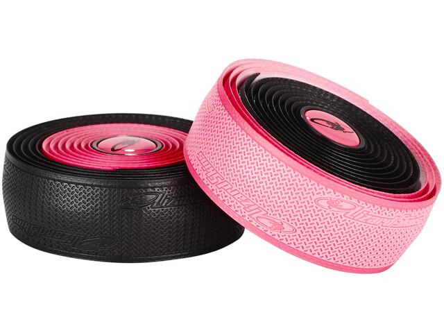 Lizard Skins DSP Dual tankonauha 2,5mm , vaaleanpunainen/musta